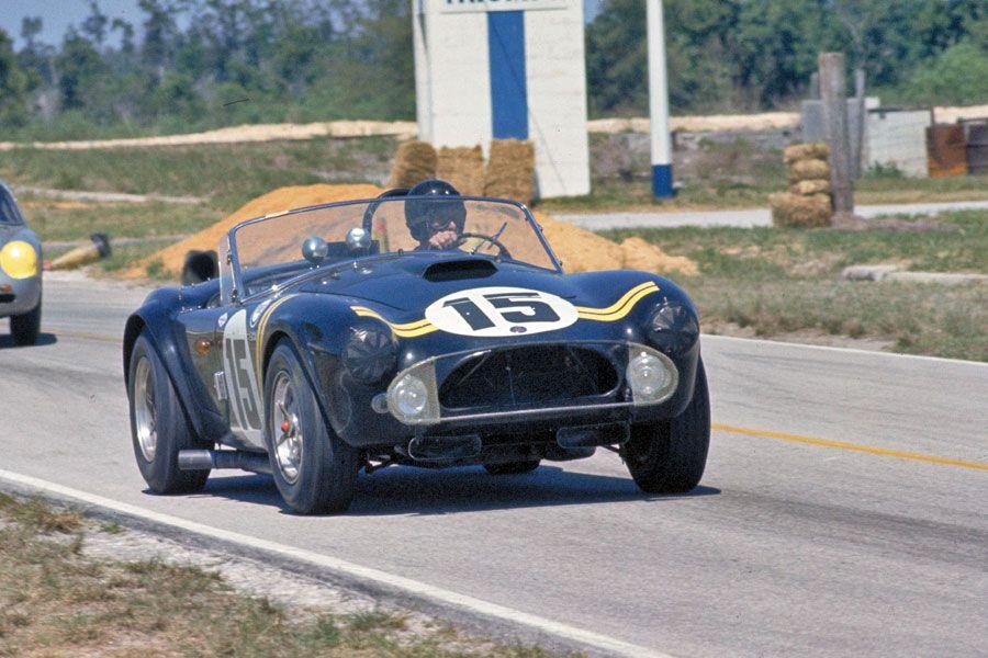 Cobra Daytone Coupes 1965 24 Hours of Le Mans