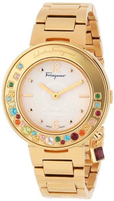 Trendy watches, Salvatore ferragamo