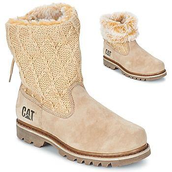 5842df4d botas #caterpillar para #mujer disponible en novedades de #spartoo ...