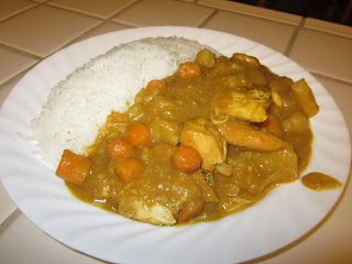 Homemade Japanese Chicken Curry In The Crock Pot No Flavor Bricks Or Msg With Images Japanese Chicken Curry Japanese Chicken Curry Chicken