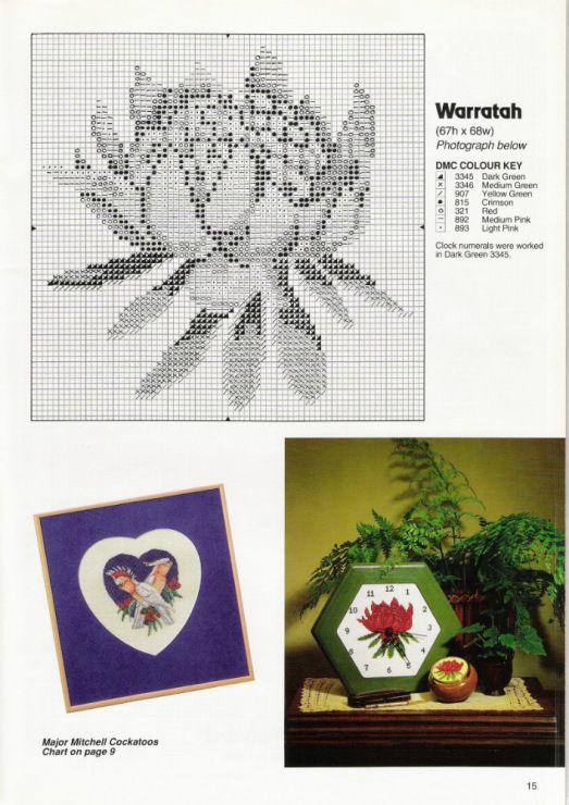 Gallery.ru / Фото #15 - Jill Oxton\'s Cross Stitch Australia N.3 ...