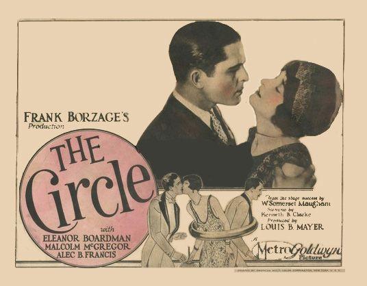 The Circle 1925 | Louis b mayer, Love her, Joan crawford
