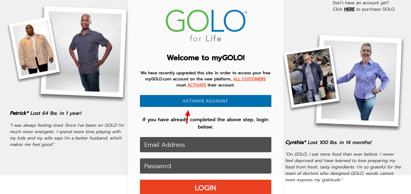 Www Golo Com Login To Your Golo Rescue Plan Account In 2020