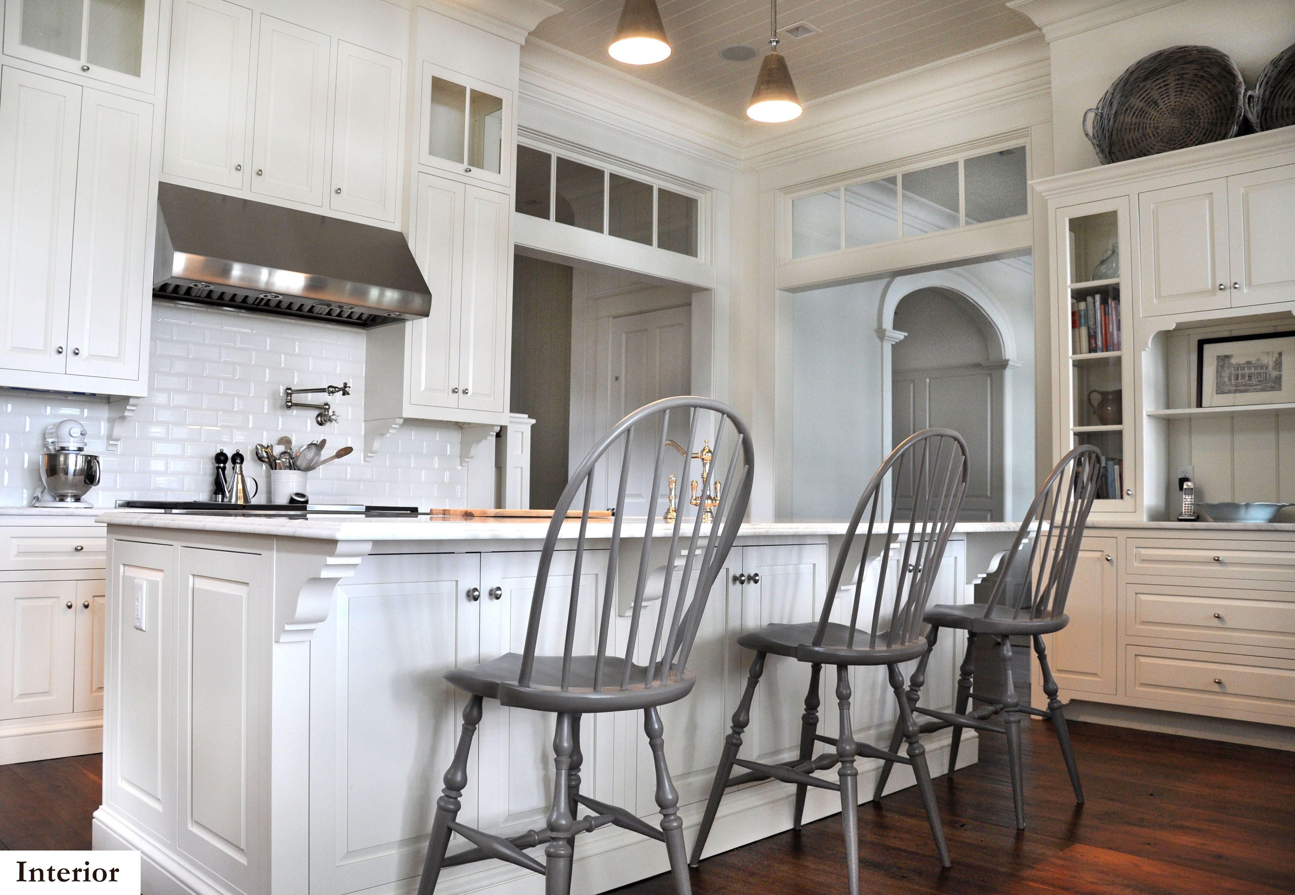 white kitchen | k i t c h e n | Pinterest | Palmetto bluff, Kitchens ...