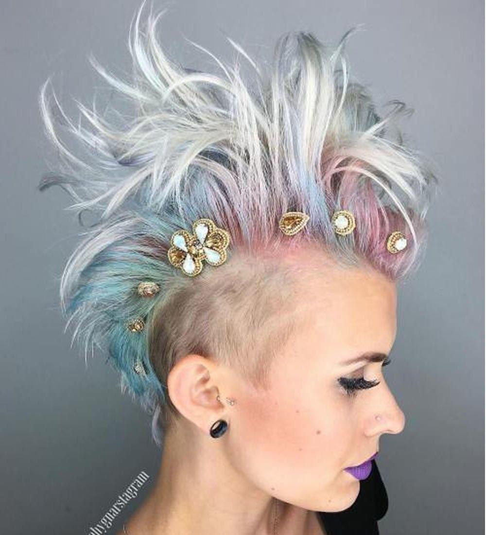Undercut Frisuren für Frauen 23-23 – Frisuren Stil Haar ...