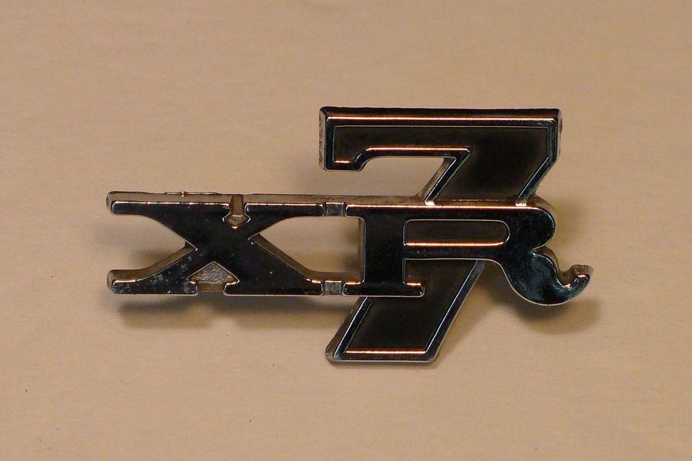 Mercury Cougar Xr7 Roof Pillar Emblem 1967 1968 C7wb 65291b62 C