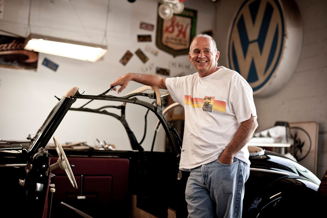 Lenny Copp | West Coast Classic VW Restoration | Vintage Volkswagen ...