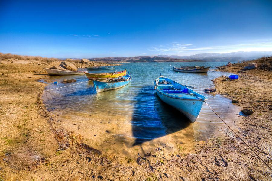 The boats by Nejdet Duzen on 500px