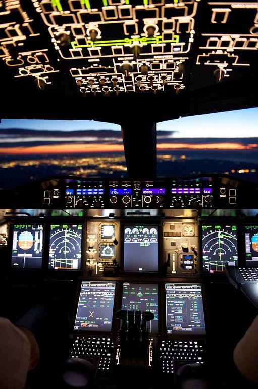 Airbus A380 A380flightdeck The Flightdeck