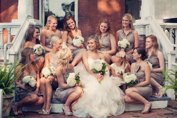 I Would Be The Bride With Ten Bridesmaidstoo Many Amazing Friends To Choose