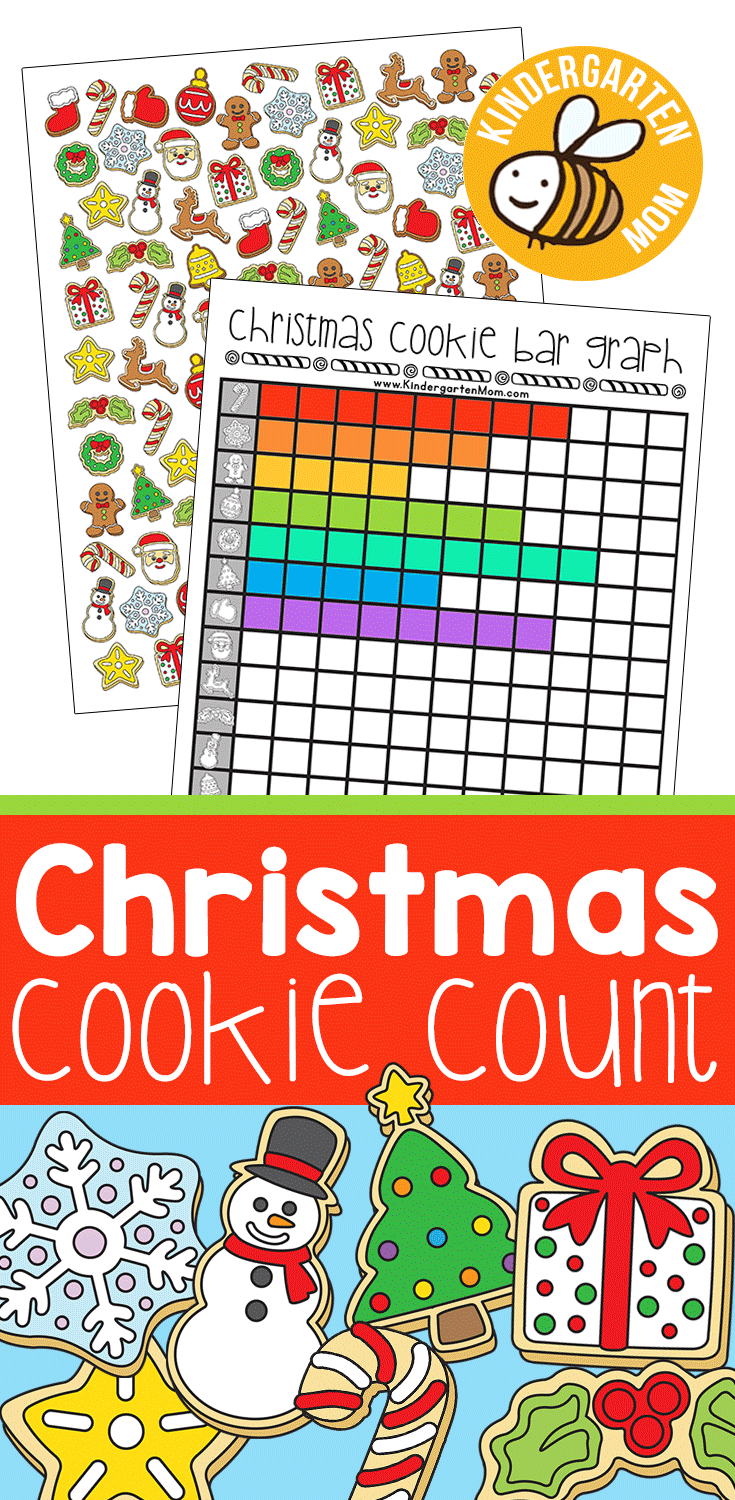 worksheet Christmas Graphing Worksheets christmas math games worksheets for kindergarten graphing cookie count worksheet and activity 5 follow