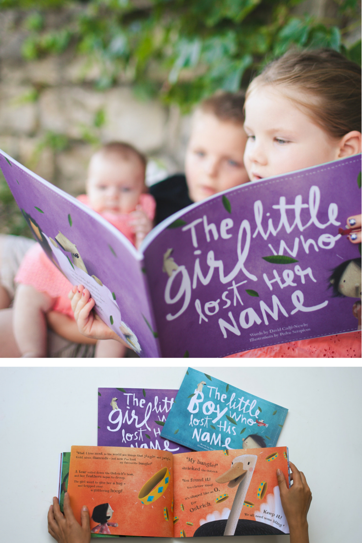 Lost My Name A Beautiful Personalized Storybook Based On The Letters Of A Child S Name Gifts For Kids Childrens Books Personalized Storybook