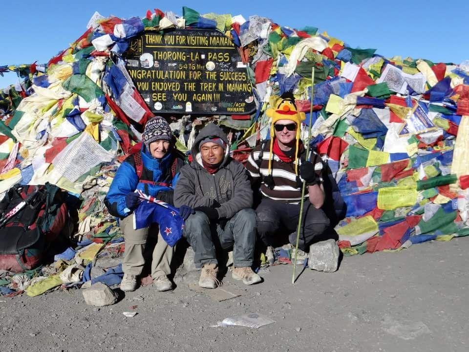 Annapurna circuit trek from everest routes annapurna