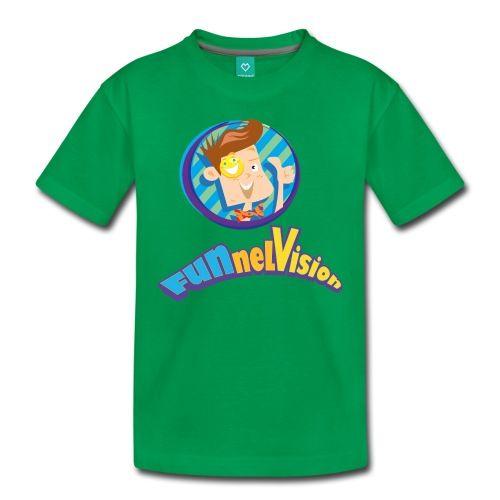 24ec37e4 FUNnel Vision Kids Premium T-Shirt | Kids' Premium T-Shirt ...