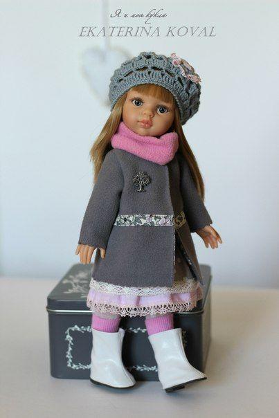 Я и моя кукла: одежда для кукол и девочек | Одежда для ...