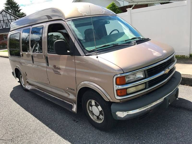 This 1999 Chevrolet Express Passenger Is Listed On Carsforsale Com