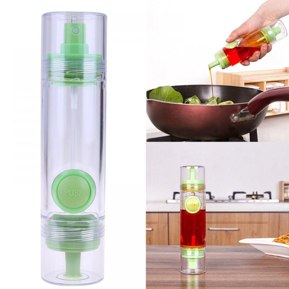 Cooking Spice Container Bottle Olive Oil Sprayer Dispenser Kitchen Pastry Tools