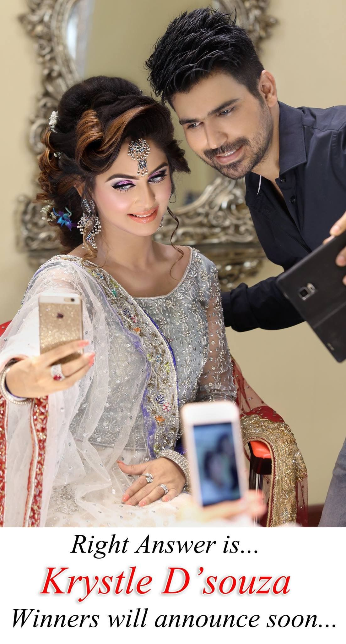 Kashif aslam kashee beauty parlour Asian bridesmaid