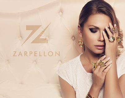 Portfolio created for Zarpellon's main releases inside the Jewelry Business. By behance.net/ana_bp
