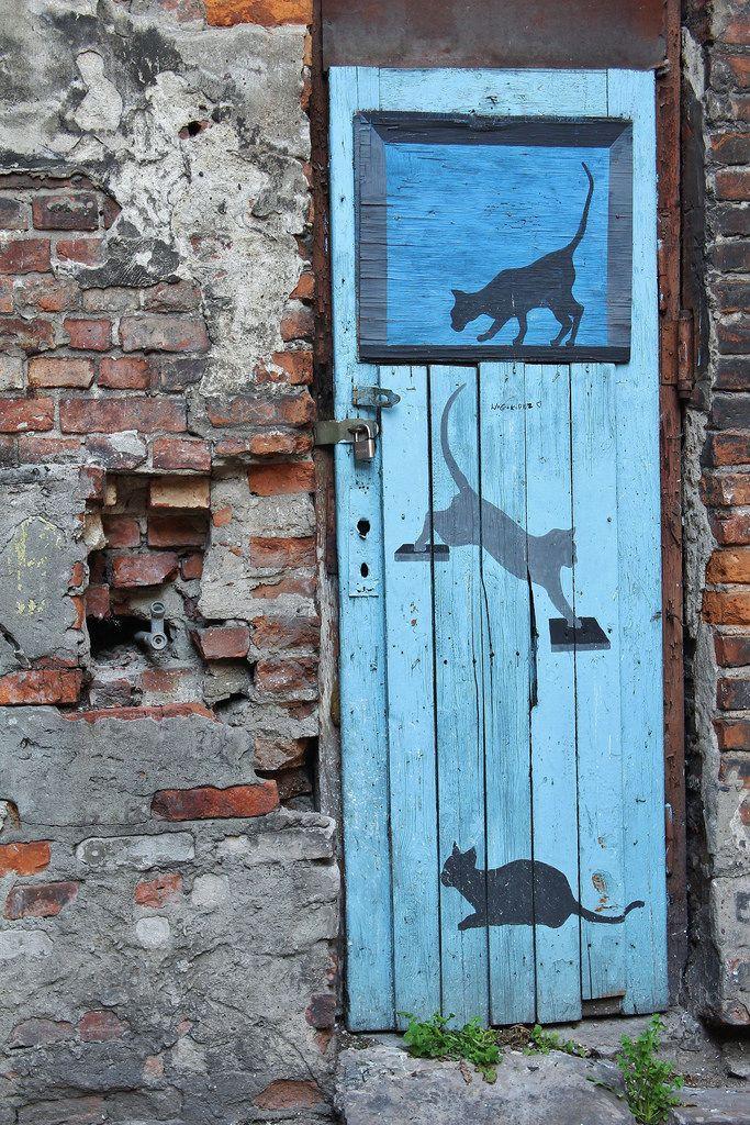 Praga district, Warsaw, backyard   Flickr - Photo Sharing!