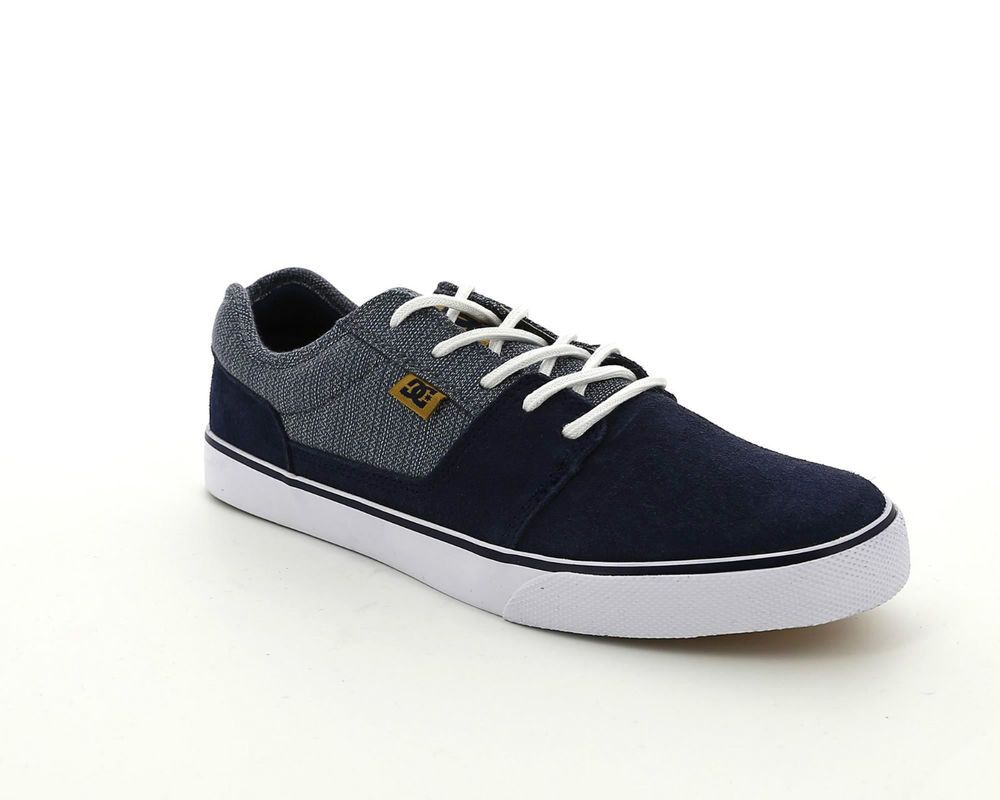 Detalles de Zapatillas/Sneakers/Mens DC Shoes Tonik SE Navy (410) 303064