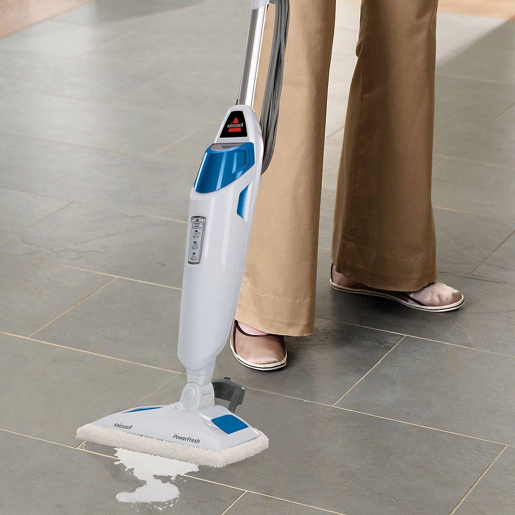 Bissell Powerfresh Steam Mop Kohls In 2020 Steam Mop Best Steam Mop Cleaning Ceramic Tiles