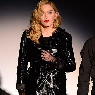 Madonna Covers Elliott Smith at 'Secretproject' Premiere