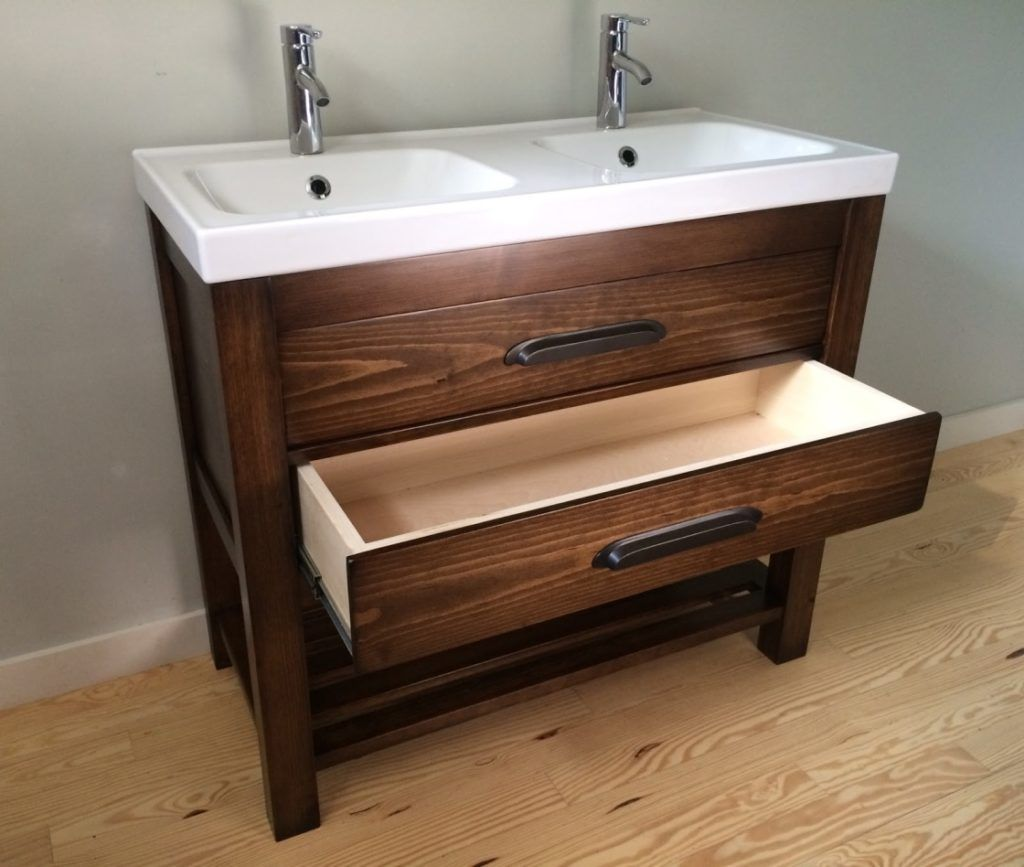 Handmade Bathroom Vanity Ideas