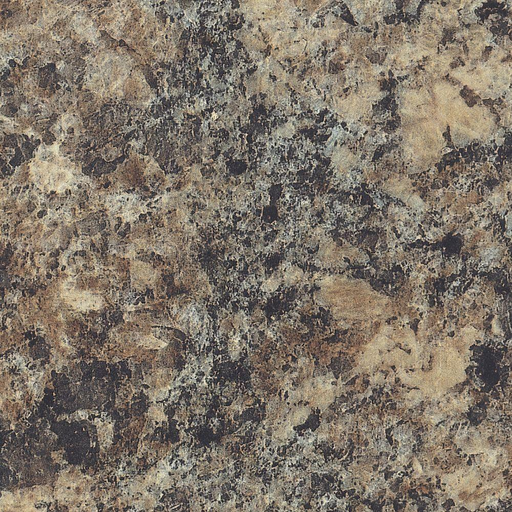 Formica 5 Ft X 12 Ft Laminate Sheet In Jamocha Granite With Matte Finish 07734125851 Granite Laminate Countertops Laminate Kitchen Clean Laminate Countertops
