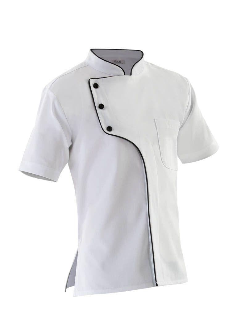 Camisas Chef  861fbc12896ca
