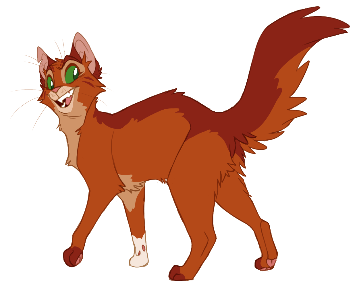 100 Warrior Cats Challenge Day 20 Squirrelflight
