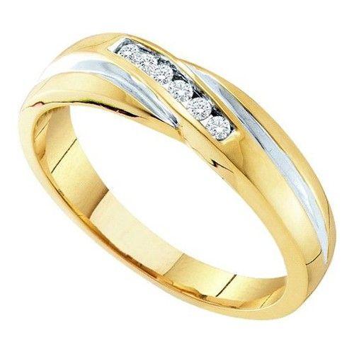 12 Carat Mens Brilliant Round Diamond Ring Wedding Band Mens Band Rings Rings Mens Wedding Bands Wedding Ring Diamond Band