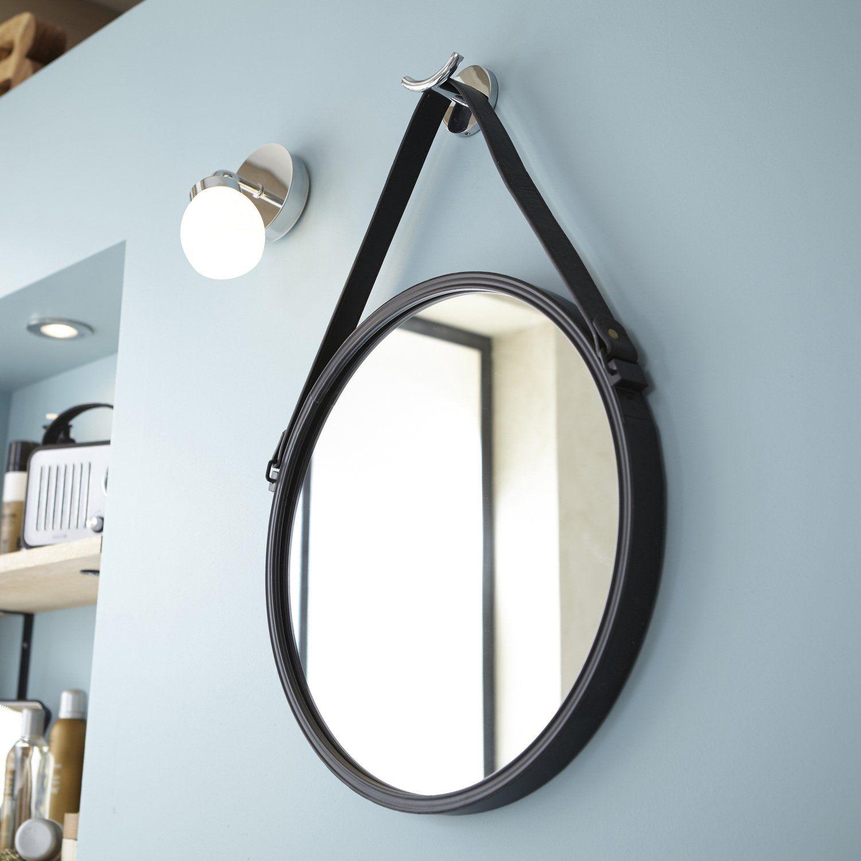 Le miroir barbier vintage, la touche rétro dans la déco | Leroy ...