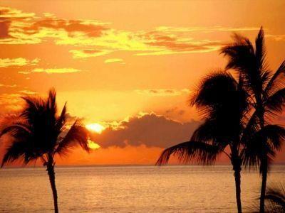 Sol e praia! Que delícia!