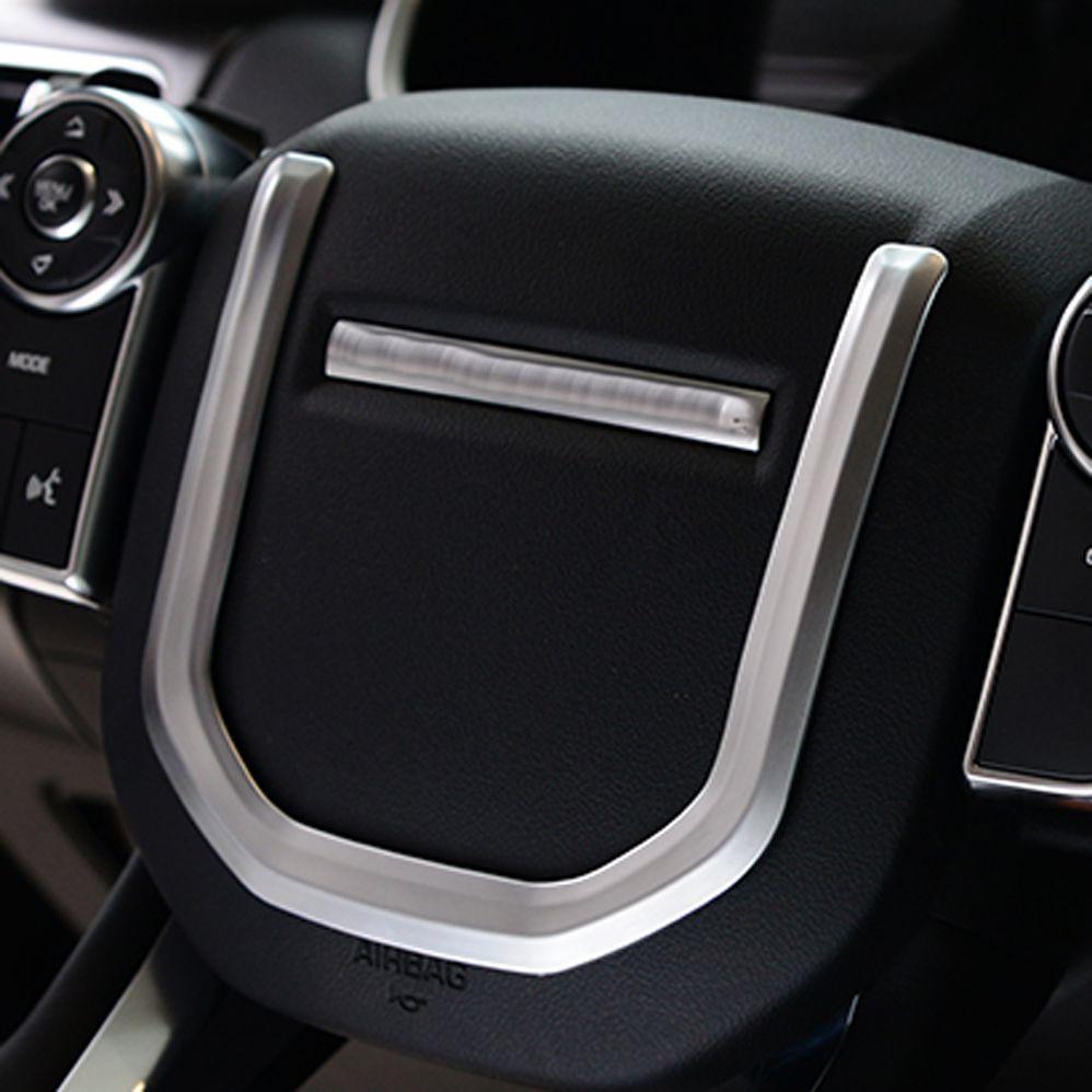 Steering wheel Sticker decorative Cover trim for Range