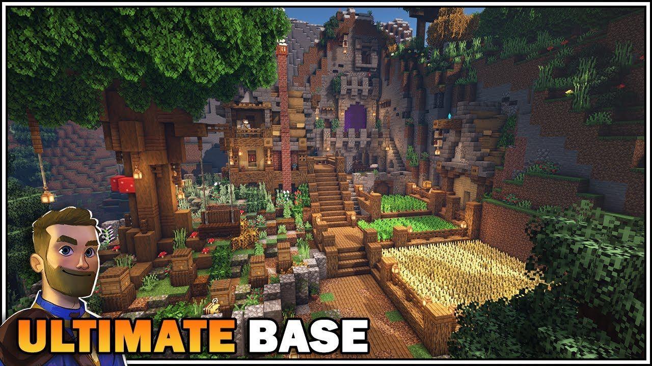 Minecraft Thumbnail Template in 2020 | Minecraft youtube