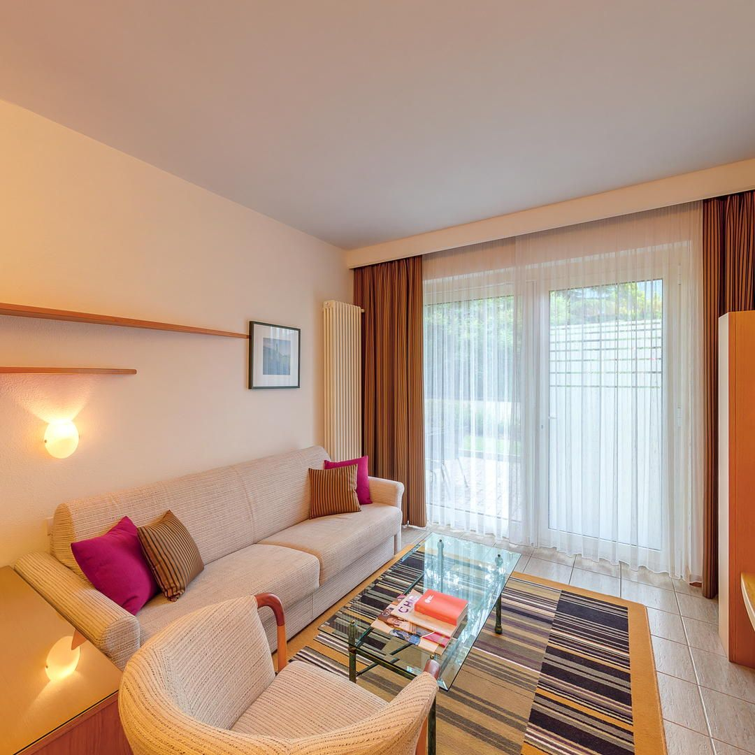 Like a Webcam in 360° (Suites and Rooms in the Parco San Marco ...