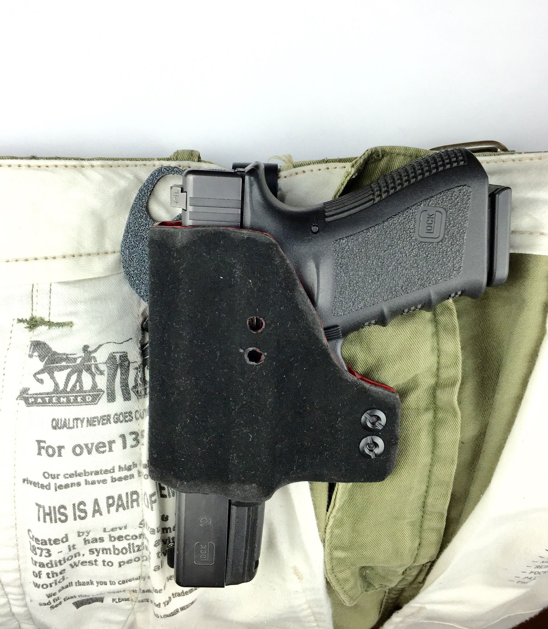 The cherries multi-fit deep concealment holster | concealed