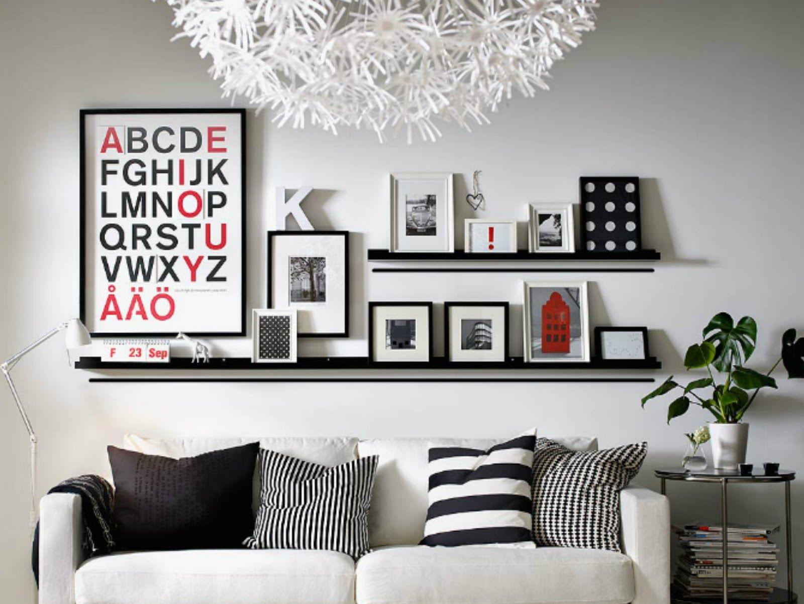 Ese cuadro en la pared: consejos para enmarcar y combinar con la ...