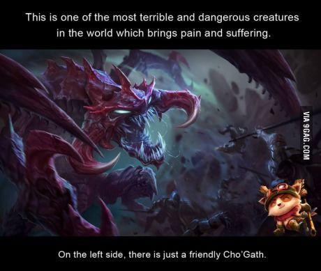 The Most Dangerous Lol Champ Lol League Of Legends League Of Legends Memes League Memes