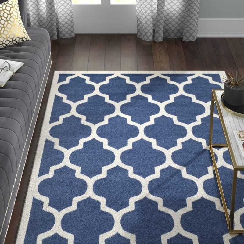 Maritza Geometric Navy Beige Indoor Outdoor Area Rug Area Rugs Beige Area Rugs Outdoor Area Rugs