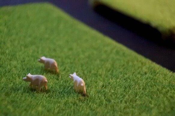 しばケータイ(子豚さん)|iPhoneケース・カバー|ハンドメイド通販・販売のCreema