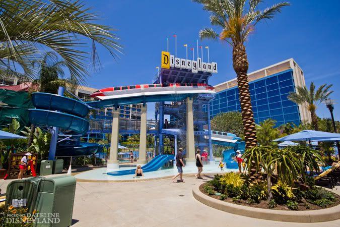 Disneyland Hotel Frontier Tower Rénovation Totale Et Nouvelles Suites Page 5