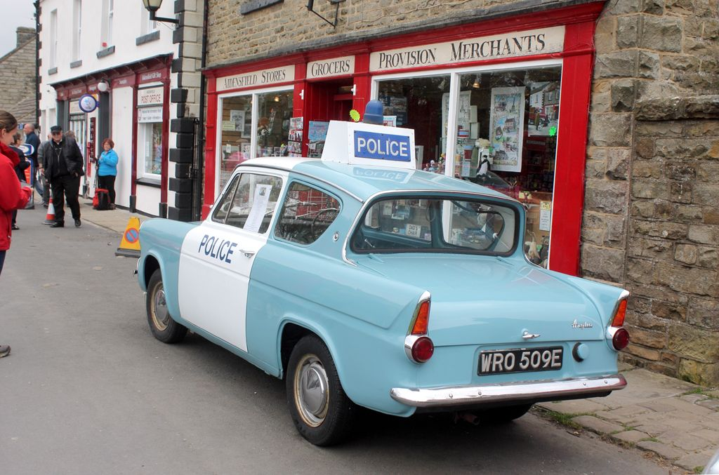 1966 Ford Anglia Police Panda Car Police Cars Police Ford Anglia