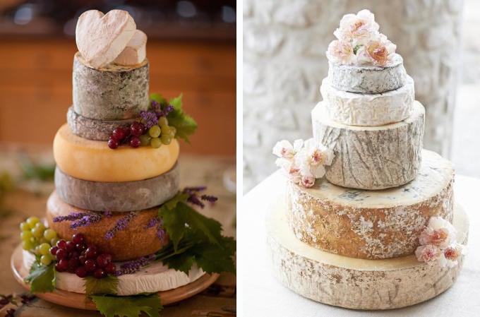 Cheese Tower Wedding Cakes Dreamwedding