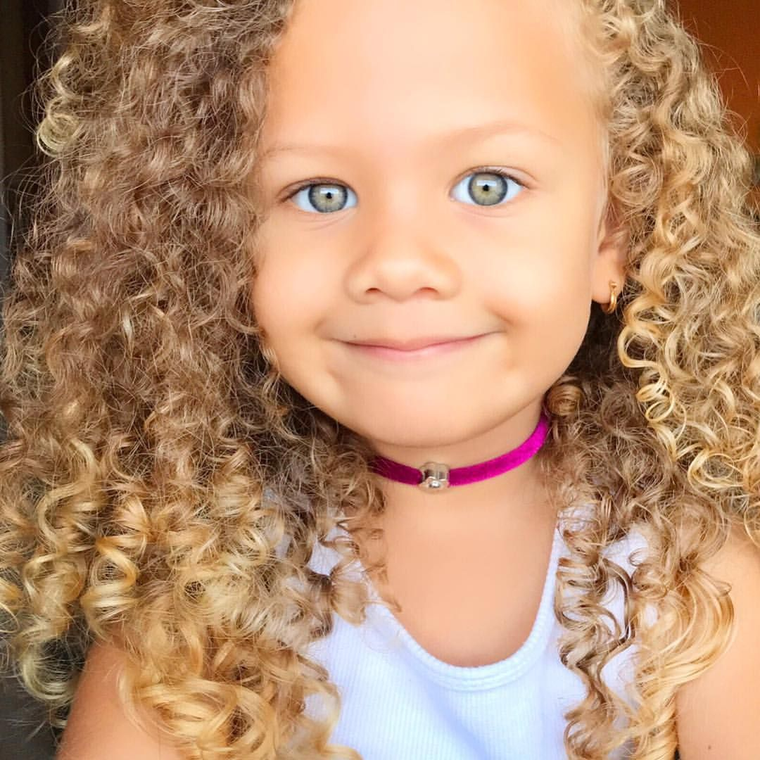 Baby Mixed girl with green eyes pictures forecasting to wear for winter in 2019
