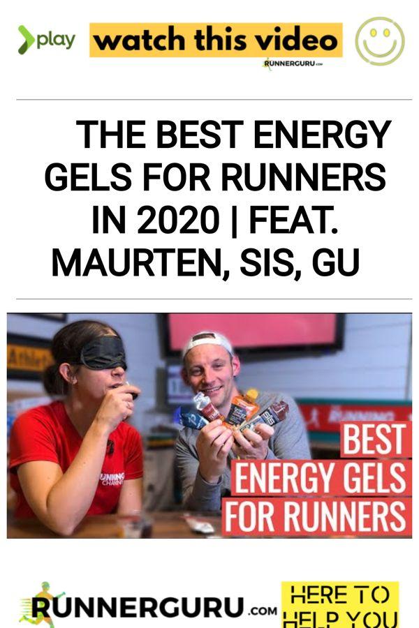 The BEST Energy Gels For Runners in 2020 | Feat. Maurten, SiS, Gu | RunnerGuru