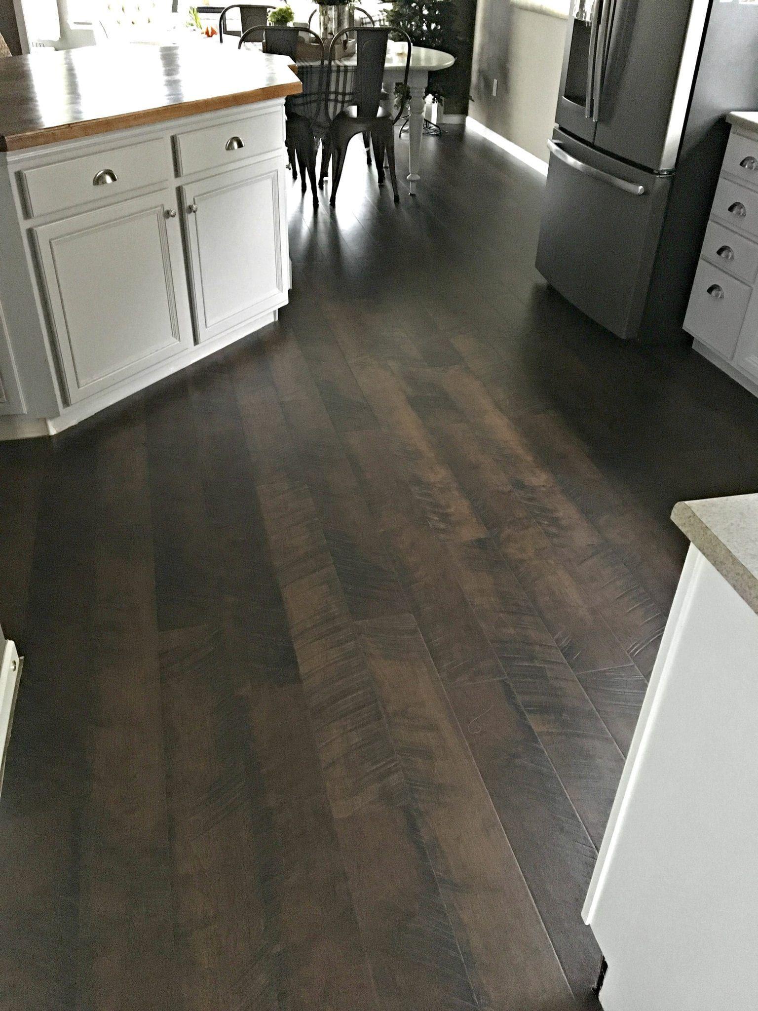 Pergo Flooring Kitchen Reveal With
