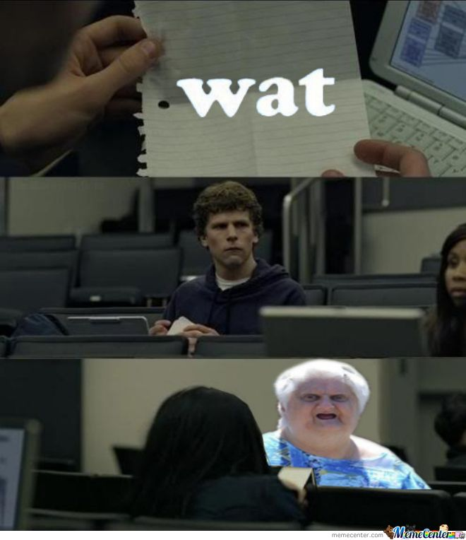 wat wut | Related Pictures old lady meme wat