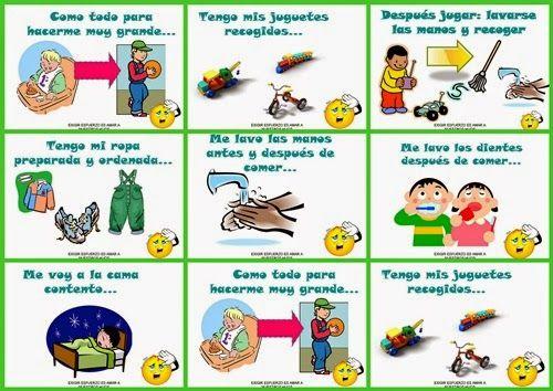 Educando juntos super nanny en casa educaci n for Imagenes de las reglas de la casa